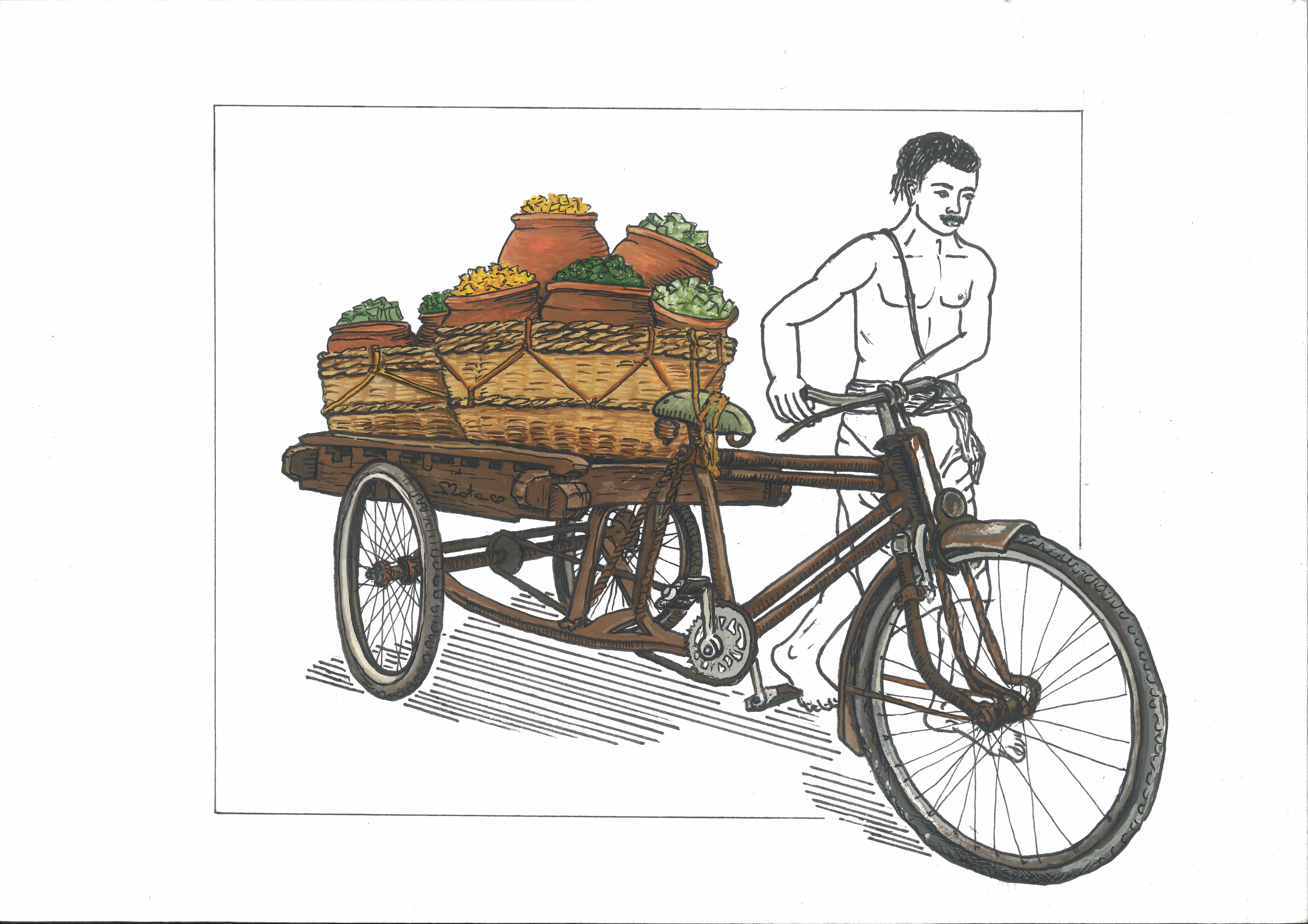 """""""Maha Prasad"""" (Holi Food)"""