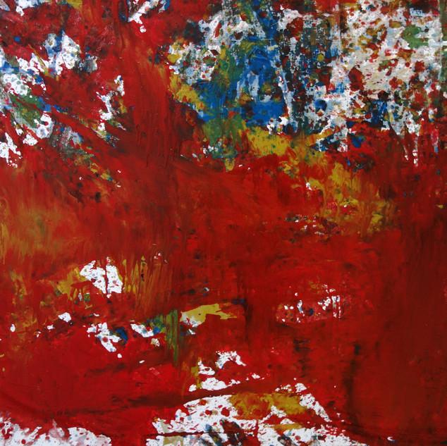 Jackson Pollock in MySchool, Tirur