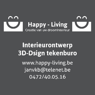 Happy - Living - interieurontwerp