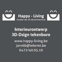 Happy - Living - interieurontwerp