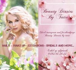 Beauty Diaries By Tatie