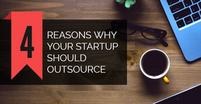 Outsourcing tips for startups