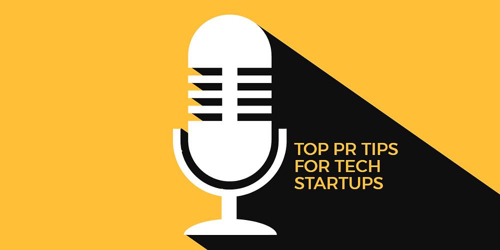 PR for tech startups