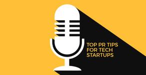 PR tips for tech startups