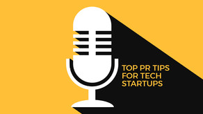 PR tips for tech startups