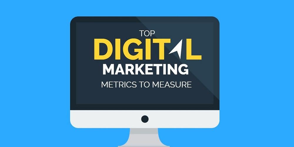 digital marketing metrics