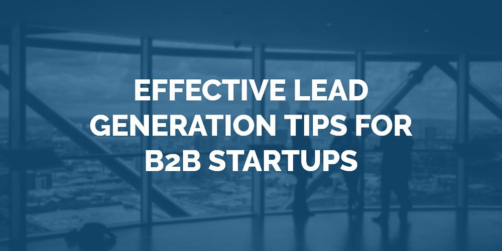 B2B lead generation