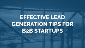 B2B lead generation tactics