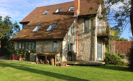 The grounds of Lower Coxbridge House.jpg