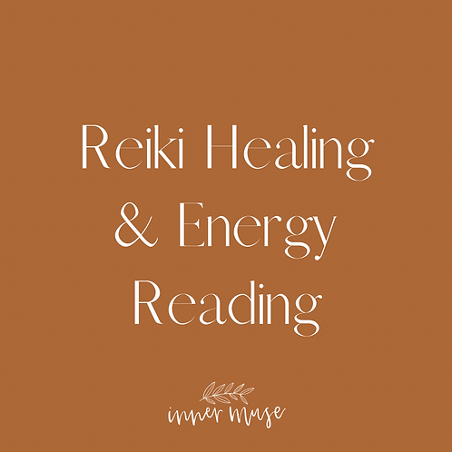 REIKI HEALING & ENERGY READING