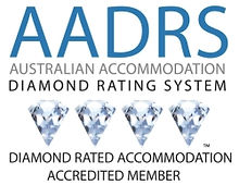 The Tantra Suites (Ettalong Beach Resort) - Australian Diamond Rated Accommodation Accredited Member.
