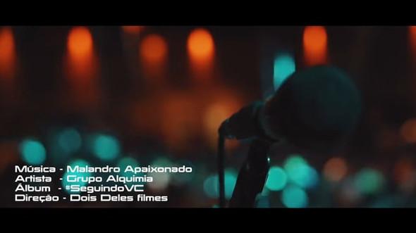 Clipe Musical Grupo Alquimia