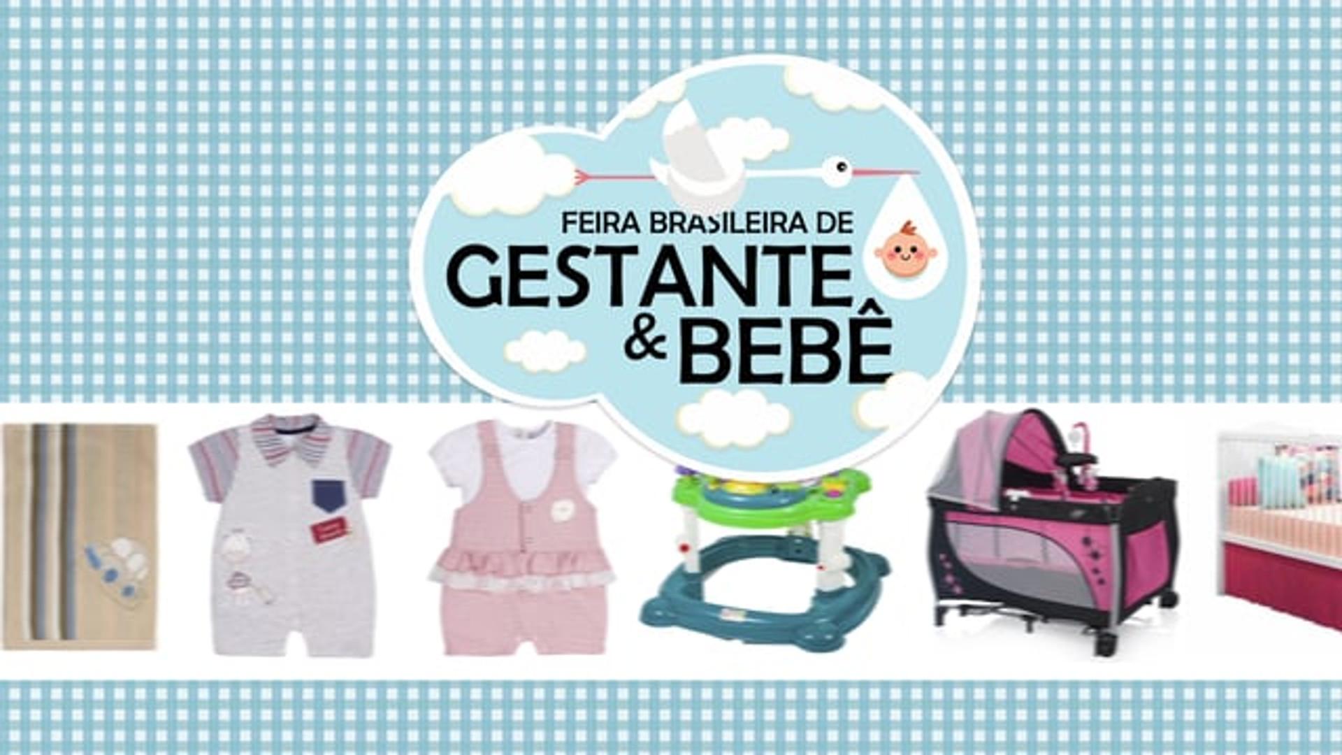 Animação de Cartela Feira Gestante Bebe