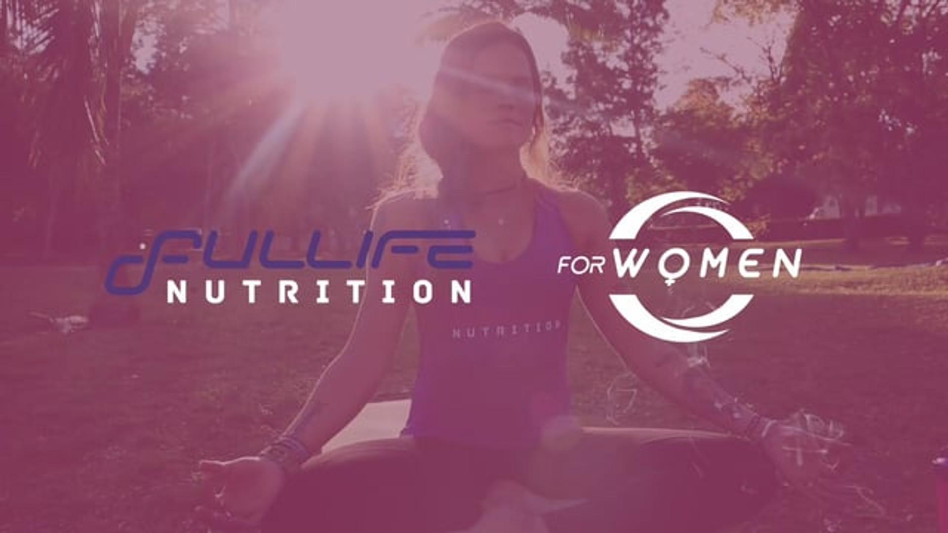 Fullife Nutrition VT LINHA WOMAN