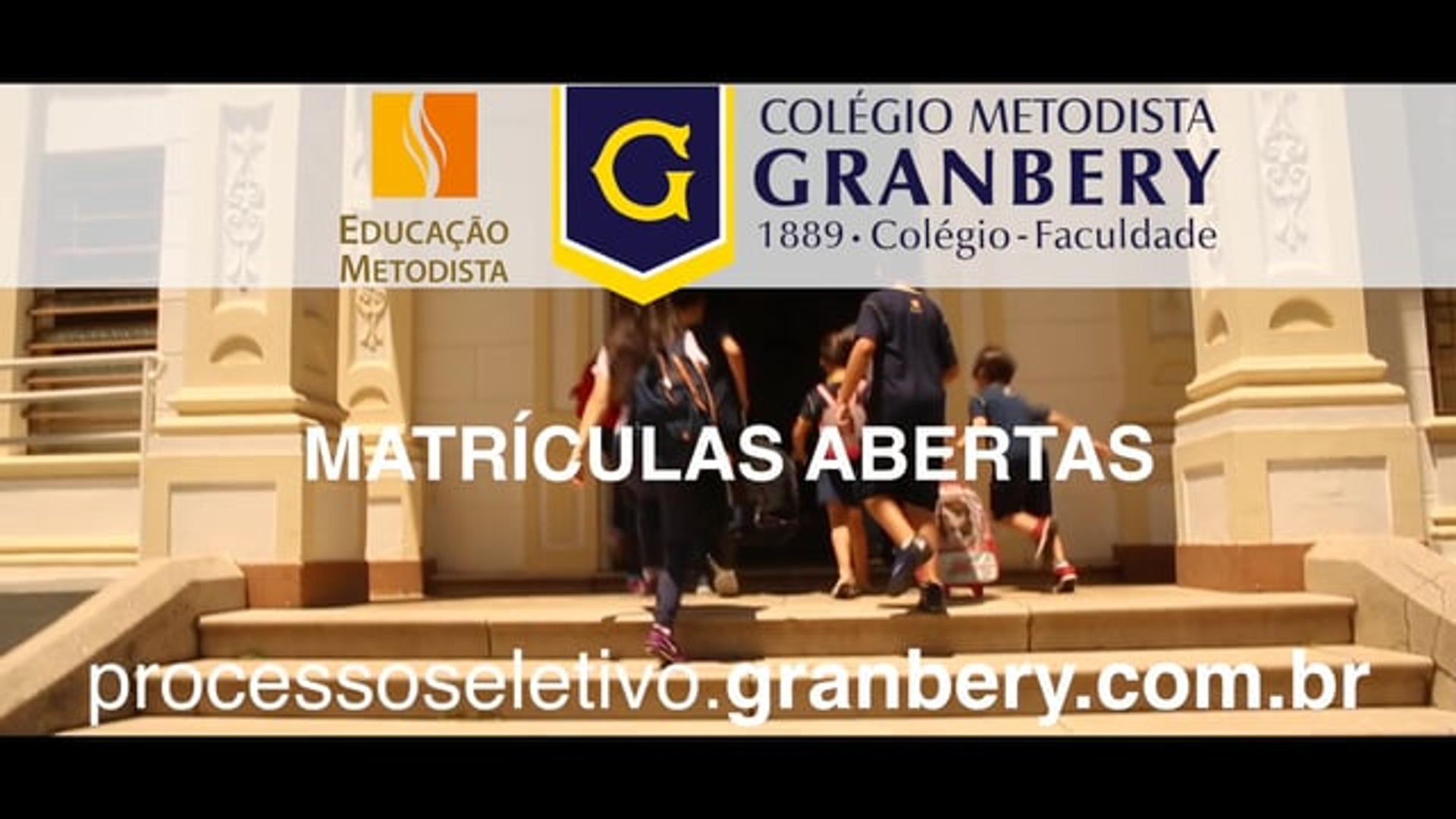 VT Colégio Metodista Grambery