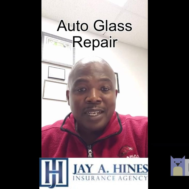 Auto Glass Repair - Jay Hines 21JAN19.mp