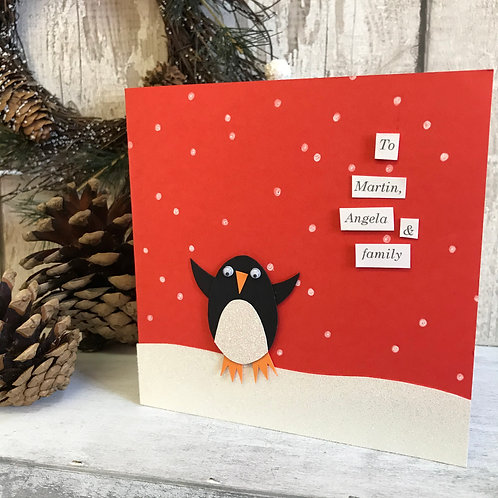 'Snow Penguin'