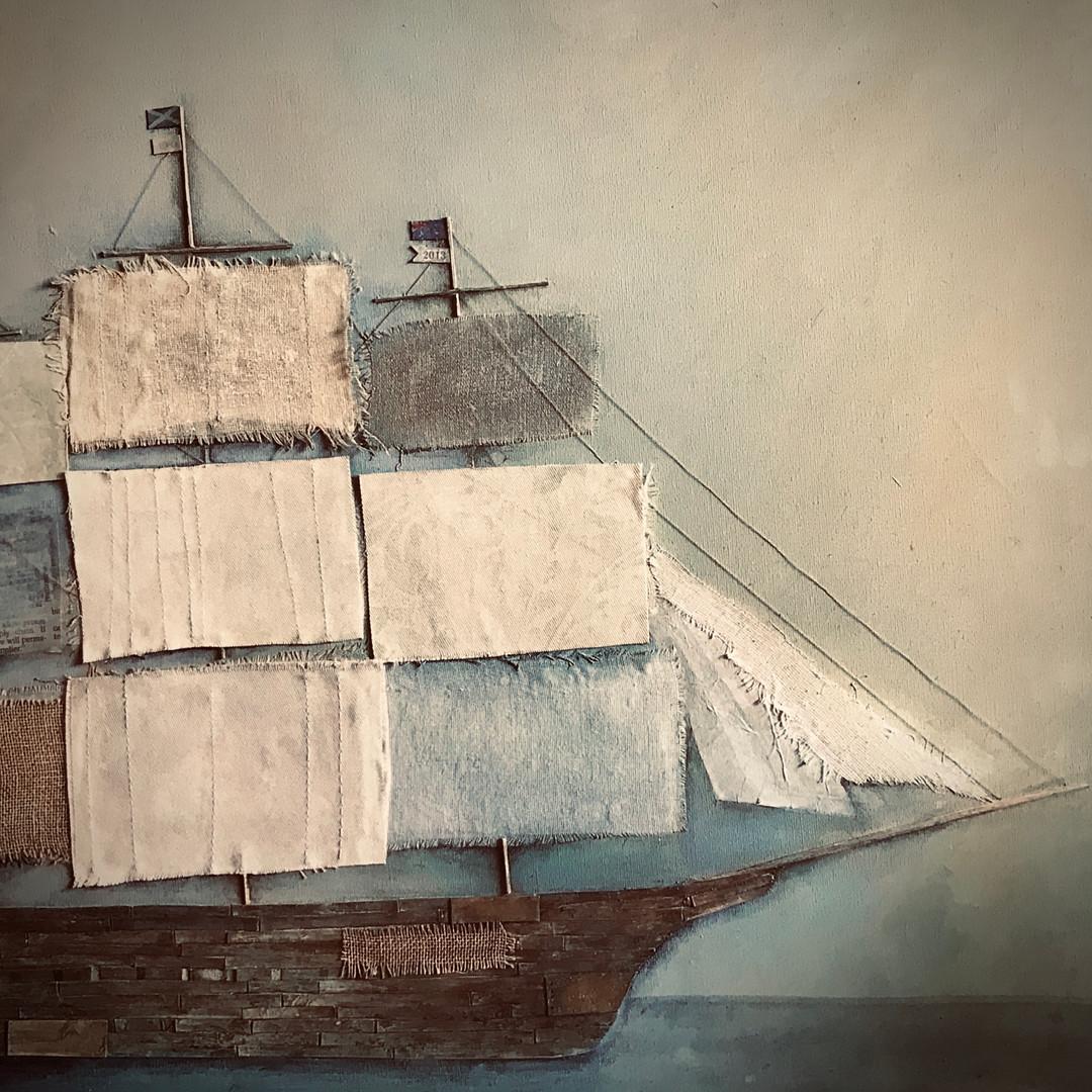 'Final Passage' Detail