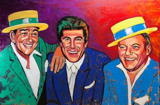 Dean, Steve, and Frank