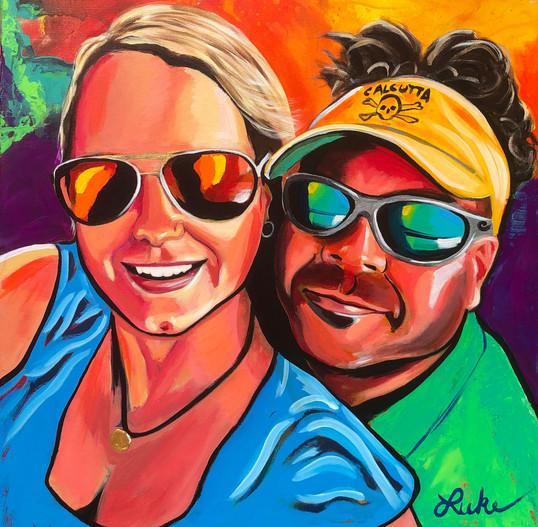 Leila and Mark