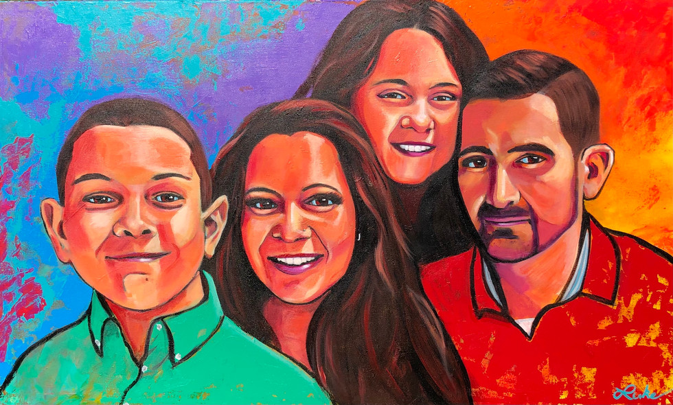 Clarissa and Family