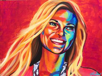 Andrea in Color