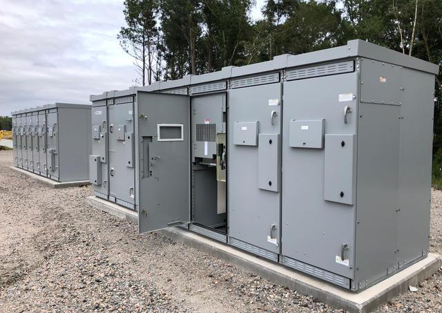 Industrial Grade Substations