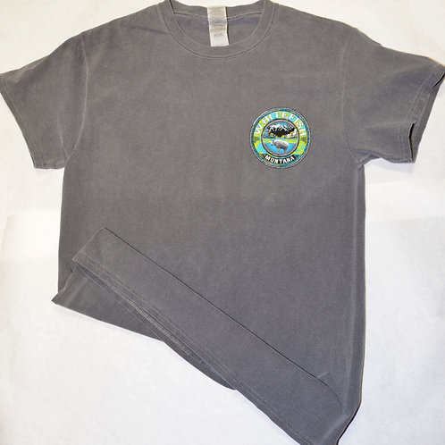Whitefish MT Short Sleeved T-Shirt