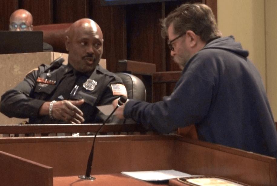 Memphis Mayor, Police Publish Political 'Black List'