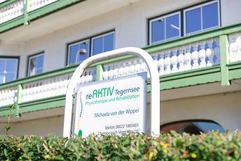 reAKTIV Tegernsee - Praxis für Physiotherapie und Rehabilitation