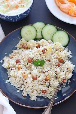 Sama Rice Pulao