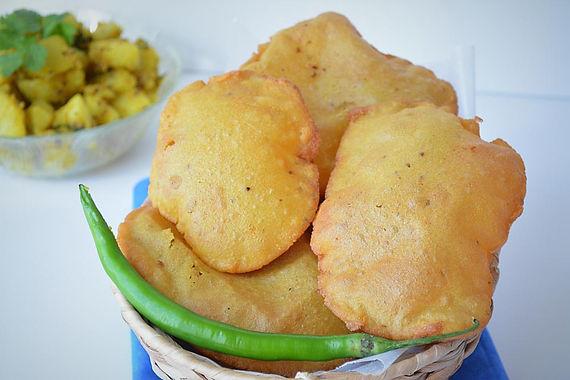 Rajgir Ajwain Puri