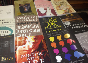 Painting With Fire at 57th Street Books