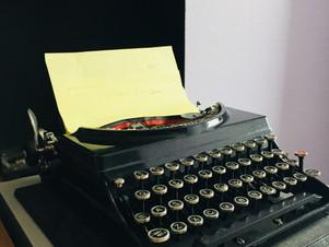 Geeking Out Over My Typewriter