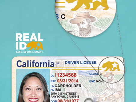 1 Year Until the REAL ID Deadline- Andrea Sedlacek