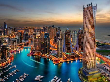 Dubai Ranks 10th in the Top World's Destination to Visit