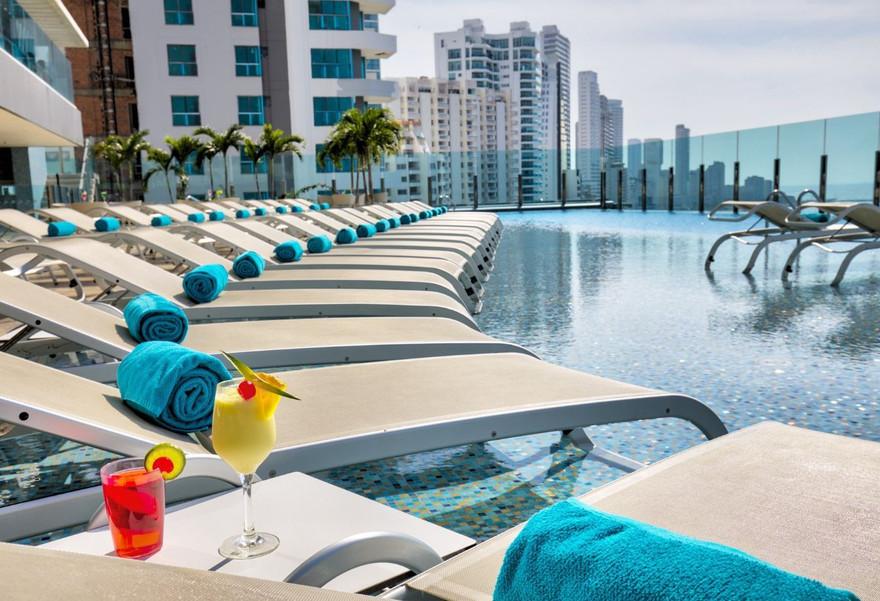 Pool Side for Divas
