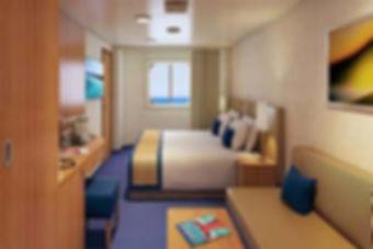 Ocean-view Stateroom