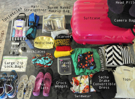 Packing Ideas For a Trip to The Middle East