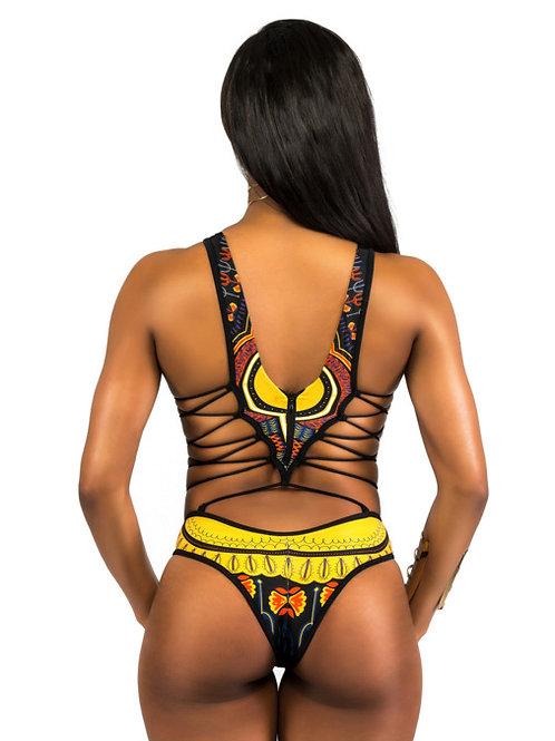 Divas African Bikini