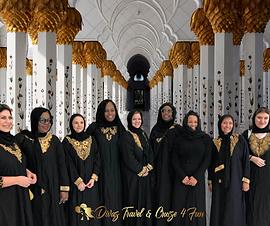 Dubai trip by DTC4F