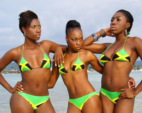Jamaican Swimsuits DTC4F