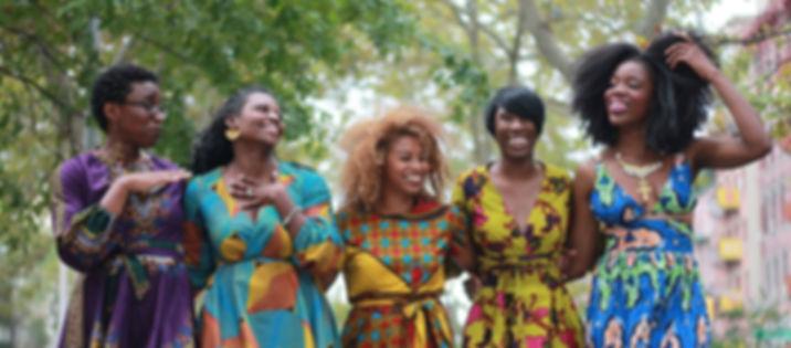 Ghana Beauties