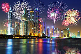 Dubai -New Years