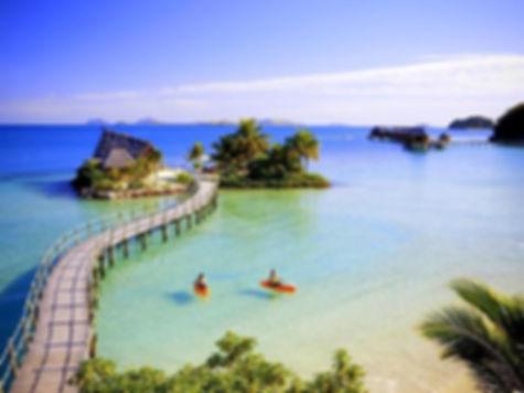The Fiji Island