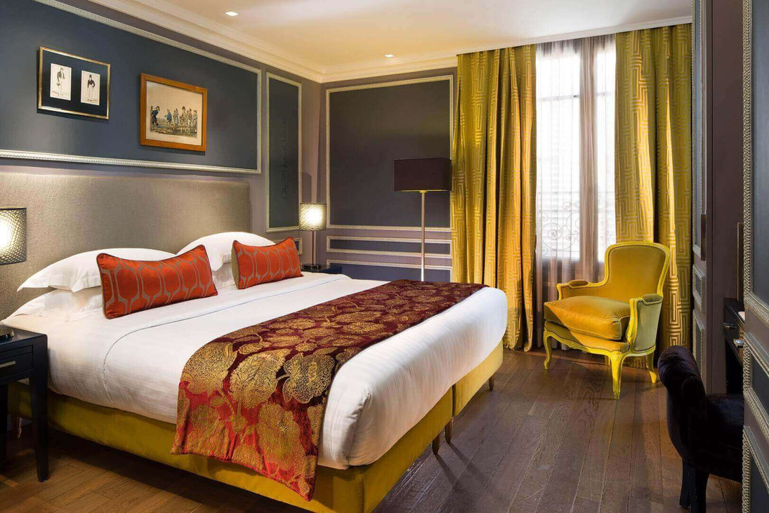 Superior-Room Hotel Juliette