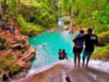 Jamaica Blue Hole -DTC4F