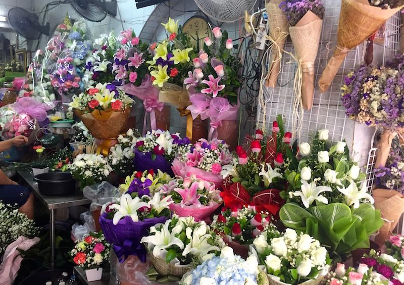 24hr Flower Market - Bangkok DTC4F