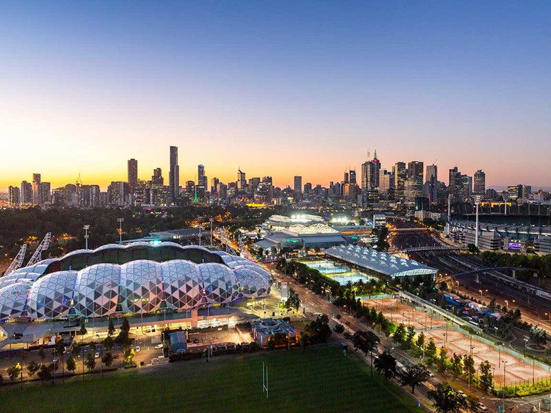 Melbourne Park DTC4F