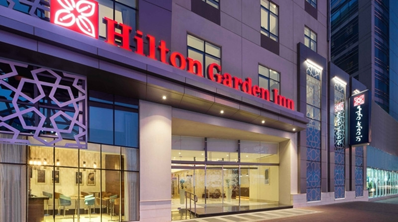 Hilton Garden Inn Mall of Emirates DTC4F